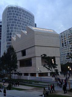 Nuevo Museo Jumex, Ciudad de México