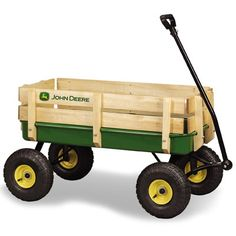 Green stake Wagon TBEK45407