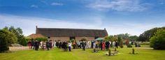 The Great Barn at Hales Hall