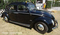 1953 VW Käfer 1100 RometschTaxi