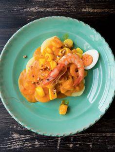 Picante de mariscos recipe - gaston acurio