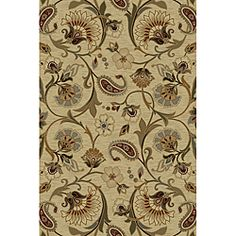 @Overstock - http://www.overstock.com/Home-Garden/Infinity-Collection-Ivory-Beige-Rug-710-x-103/6322595/product.html?CID=214117 $203.14