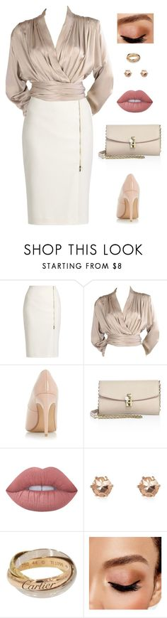 """Untitled #882"" by alwateenhosam on Polyvore featuring MaxMara, Yves Saint Laurent, Dorothy Perkins, Dolce&Gabbana, Lime Crime, River Island and Avon"