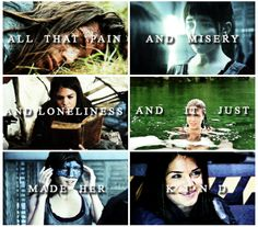 """How is someone raised beneath the floor not a total basket case?"" 