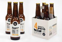 Untapped Beer - The Dieline -