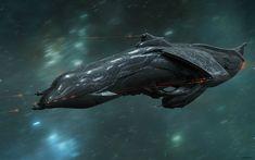 Asadan destroyer by VampireDGhost on deviantART Alien Spaceship, Spaceship Design, Spaceship Concept, Concept Ships, Concept Art, Sci Fi Ships, Aircraft Design, Science Fiction Art, Movie Props