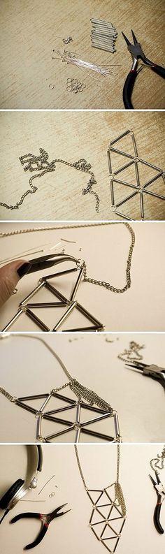 necklace DIY - zzkko.com