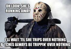 Jason Is Not Worried