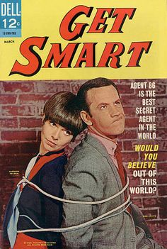 Get Smart Comics #5 - 1967 - Missed it by that... much