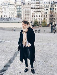 My Paris look this winter