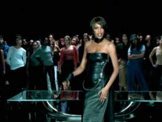 Whitney Houston - It's Not Right But It's Okay Video