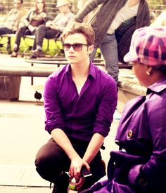 Chris Colfer ♥