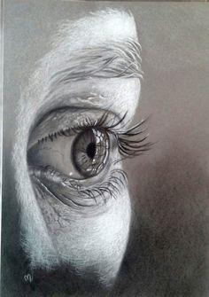 Inverzní kresba - jednodenní kurz kreslení | Malba a Kresba