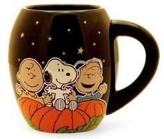 Peanuts ''Great Pumpkin'' 18 oz Mug