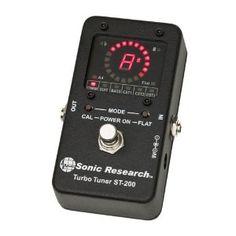 sonic research turbo tuner (http://www.amazon.com/Turbo-Tuner-ST-200-Strobe-Stomp/dp/B003RPK4BK/ref=sr_1_1?ie=UTF8&qid;=1323366054&sr;=8-1)