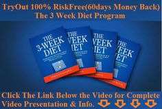 3 week diet plan: A complete and very effective losing fat program.  100% risk free & instant results.. Try it Now Here: http://tinyurl.com/nbjbd6n