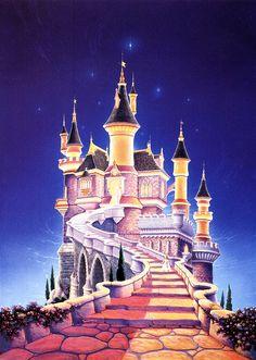 camelot princesses 2015   Details about Cinderella Castle Camelot Fairy Tale Princess Palace ...