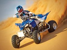 Best 450cc High Performance ATV of 2012,  The Yamaha YFZ 450R  Written By ATV Illustrated Magazine