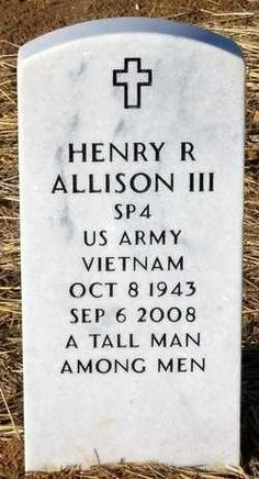 Hank Allison: Veteran and My Awesome Dad
