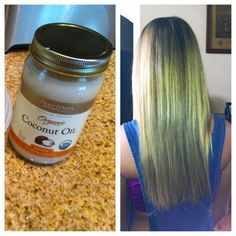 Grow your hair longer in just weeks!! The best hair mask I've used so far: 2 egg yolks, 2 tsp. of coconut oil, and 1 cup of water. Massage into hair for a few minutes, then let it sit for 15-20 minutes. Mine grew an inch in a couple of weeks. Crazy!