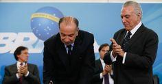 Chanceler venezuelana diz que ministro Aloysio Nunes iniciou mal suas funções