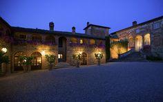 Hotel Locanda dell'Amorosa. Boutique Hotel in Sinalunga - Siena. Tuscany, Italy.