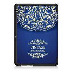 Ultra Smart Stand Cover Case For Huawei Mediapad Lite 10 Protective Cover Case For Play Pad, Tablet Cover, Background Vintage, Pu Leather, Slim