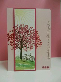 Sheltering Tree stamp set ( no directions).