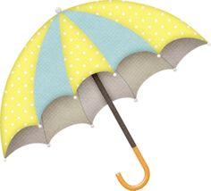 "Photo from album ""~Rain Rain~"" on Yandex. Rain Clipart, Going To Rain, Baby Wallpaper, Umbrellas Parasols, Under My Umbrella, Cartoon Pics, Cartoon Picture, Elements Of Art, Digi Stamps"