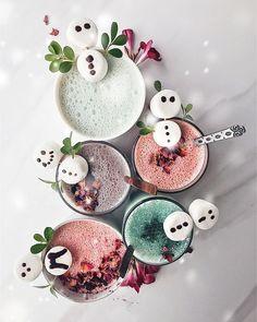 Festive Superfood Elixirs via @feedfeed on https://thefeedfeed.com/marcritz/festive-superfood-elixirs