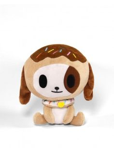 Donutino Plush $20 - Introducing Donutino & Donutina! Add these ultra sweet plush toys to your collection