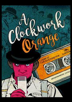 A Clockwork Orange - PosterSpy