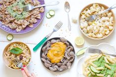 ♡ Apprendre à cuisiner des sauces saines & gourmandes pour pâtes en moins de 15 minutes avec 5 clés magiques