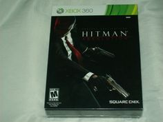 Hitman: Absolution -- Professional Edition (Xbox 360) **BRAND NEW, SEALED**