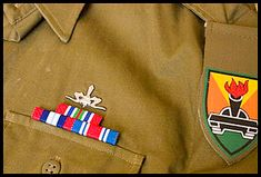 Orders, decorations, and medals of Israel - Wikipedia Military Awards, Military Service, War Of Attrition, Military Decorations, Chief Of Staff, World War Two, Badges, Israel, World War Ii
