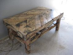 Pallet Coffee TableUpcycledShabby ChicRepurposed by SoCalFlea, $150.00