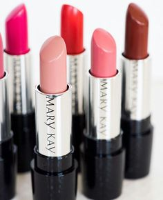 Ready to meet your matte match? New #MaryKay Gel Semi-Matte Lipstick comes in eight long-wearing shades your lips will love.Find lasting color at www.marykay.com/alicia