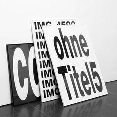 #hort #hortberlin #2012 #catalogue #neueoffenbacherschule #graphicdesign #typography