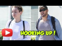 Miley Cyrus And Kellan Lutz SPOTTED AGAIN! Singer Miley Cyrus and The Legend Of Hercules star Kellan Lutz are going around. Kellan Lutz, Miley Cyrus, Romance, Music, Youtube, Romance Film, Musica, Romances, Musik