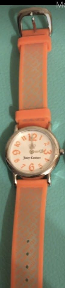 Juicy Couture Watch, Leather