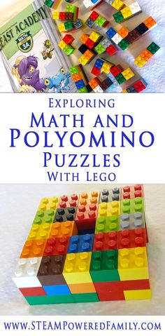 Polyomino Puzzles And Math Made Fun And Easy With Lego: http://buff.ly/1KrOJNBlego?utm_content=buffera1f5d&utm_medium=social&utm_source=pinterest.com&utm_campaign=buffer