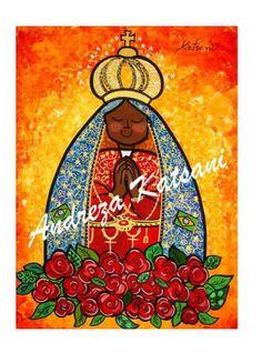 Criação : Andreza Katsani - Nossa Senhora Aparecida