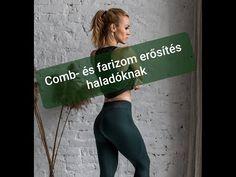 Comb- és farizom erősítése HALADÓKNAK   Hargitai Anett - YouTube Comb, Health Fitness, Youtube, Fitness, Youtubers, Youtube Movies, Health And Fitness
