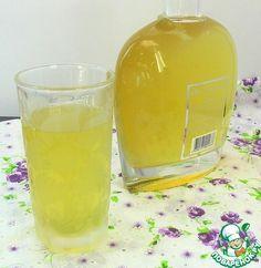 Лимончелло - кулинарный рецепт