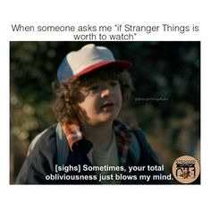 """1,102 Likes, 18 Comments - stranger things ♡ (@strangerupsidedown011) on Instagram: """"YUPP!! TAG SOMEONE WHO SHOULD WATCH STRANGER THINGS - Follow @strangerupsidedown011 (me) for…"""""""