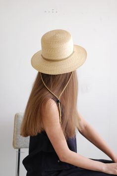 Desperately in love with this Clyde hat