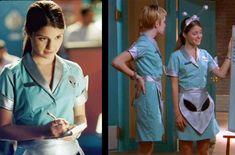 Roswell Liz Parker Crashdown Cafe Costume