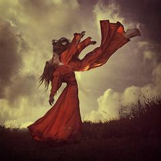 up and away - Brooke Shaden
