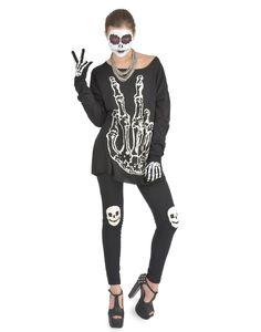 Skeleton costume | Ardene