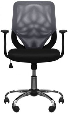 Alphason Atlanta Black and Grey Mesh Office Chair AOC9201-M-GRY Mesh Office  Chair b48c10be7cdca
